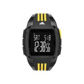2875fe37630eb Pulseira de relógio Adidas ADP6112 Borracha Preto