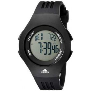 bdc04c10929c8 Pulseira de relógio Adidas ADP6017 Plástico Preto