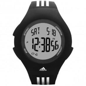 Pulseira de relógio Adidas ADP6036 Plástico Preto 20mm