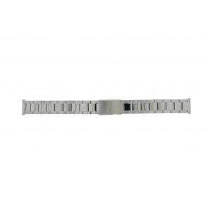 Morellato pulseira de relogio BE22.0486 Metal Prata 16mm