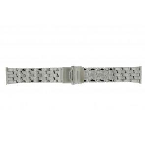 Morellato pulseira de relogio BE22.0634 Metal Prata 24mm