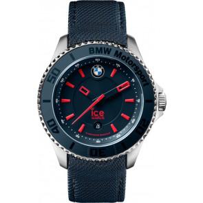 Pulseira de relógio Ice Watch BM.BRD.U.L.14 Couro/Textil Azul 20mm