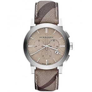915f853e603 Pulseira de relógio Burberry BU9361 Couro Multicolorido 22mm