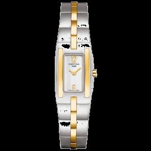 Pulseira de relógio Certina C0021092203200A / C605011453 Aço Bicolor