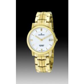 Pulseira de relógio Candino C4243-1 Aço Banhado a ouro