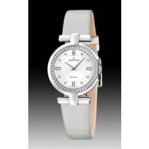 Pulseira de relógio Candino C4560-1 Couro Branco