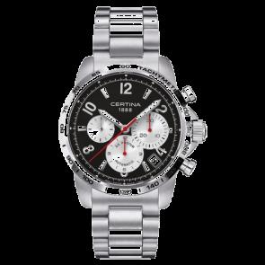 Pulseira de relógio Certina C0016141105700A / C605014464 Aço Aço 22mm