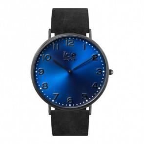 Pulseira de relógio Ice Watch CHL.B.RED.41.N.15 Couro Preto