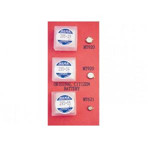Citizen Bateria recarregável MT920 / 295-29 - 1.55v