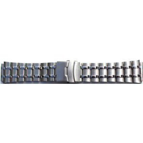 Pulseira de relogio CM3025-28 Metal Aço inoxidável 28mm