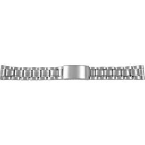 Pulseira de relogio CMA54-26 Metal Prata 26mm