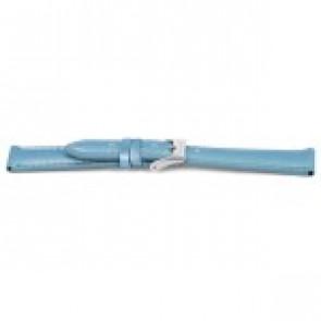Pulseira de relógio Prisma CS184 Couro Azul claro 14mm