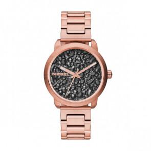 Diesel DZ5427 Relógio de quartzo Mulheres Rosa