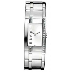 Pulseira de relógio Esprit 000J42 / ES 000 M 02016 / ES000M020 Aço Aço 17mm