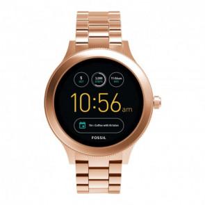Relógio de pulso Fossil FTW6000 Digital Digital Smartwatch Mulheres