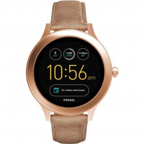 Relógio de pulso Fossil FTW6005  Q EXPLORIST SMARTWATCH 44MM Digital Digital Smartwatch Mulheres