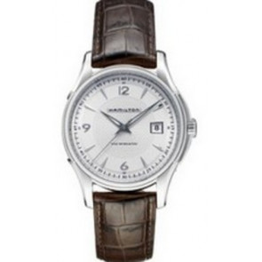 Pulseira de relógio Hamilton H001.32.515.555.01 / H600325100 Couro Marrom 20mm