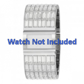 DKNY pulseira de relógio NY-3768 Aço Prata 20mm