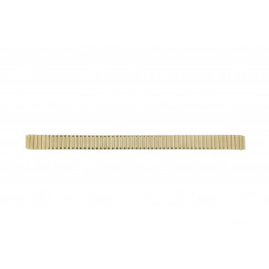 Pulseira de relogio HT1012 / Haka-Flex Metal Banhado a ouro 14mm