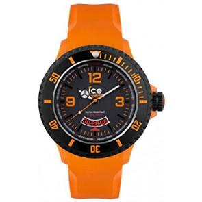 Pulseira de relógio Ice Watch DI.OE.XB.R.11 Borracha Laranja 26mm