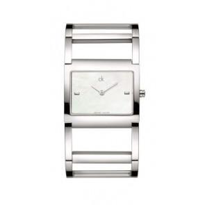 Pulseira de relógio Calvin Klein K605026210 / K0428181 Aço inoxidável Aço