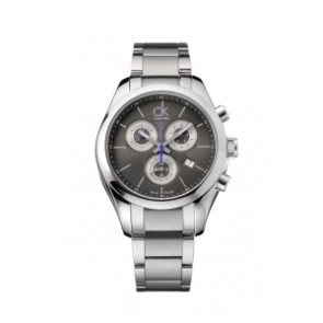 Pulseira de relógio Calvin Klein K0K27107 / K605000026/ K0K27120 Aço inoxidável Aço 22mm