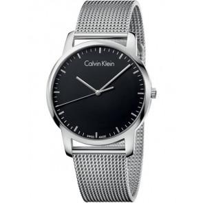 b74a3dfe184 Pulseira de relógio Calvin Klein K2G2G1   K2G2G6   K605000186 Aço 22mm