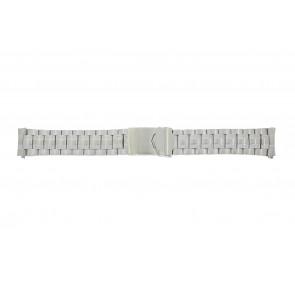 Calypso pulseira de relogio K5112 / K5118 Metal Prata 20mm