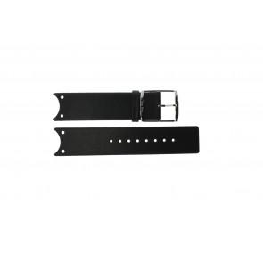 Calvin Klein pulseira de relogio K0V23107 / K600.000.036 Couro Preto
