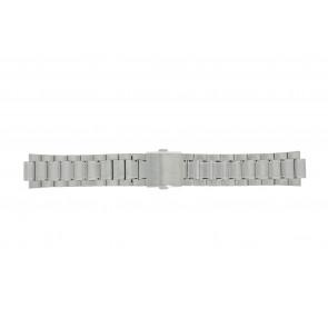 Lorus pulseira de relogio RH971CX9 / PC32 X040 Metal Prata 20mm