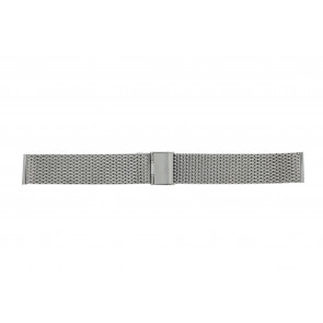Other brand pulseira de relogio MESH20 Metal Prata 20mm