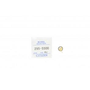 Citizen Bateria recarregável MT621 / 295-55 - 1.55v