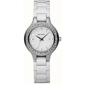 b32ff692c52 Pulseira de relógio DKNY NY4982 Cerâmica Branco