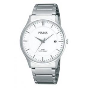 Pulseira de relógio VX42-X355 / PXH963X1 / PQ356X Aço 20mm