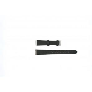 Rip Curl pulseira de relogio Brown Light Couro Marrom 24mm + costura marrom