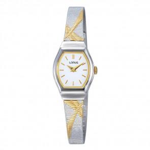 Pulseira de relógio Lorus RJ463BX9 / PC10 X020 / RHN072X Aço Bicolor