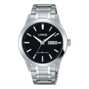 Pulseira de relógio Lorus VX43-X096-RXN23DX9 Aço Aço