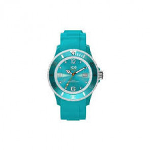 Pulseira de relógio Ice Watch SI.CAR.US.13 Borracha Turquesa 20mm