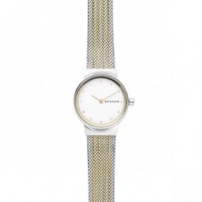 Pulseira de relógio Skagen SKW2698 Aço Bicolor 14mm