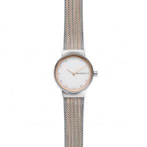 Pulseira de relógio Skagen SKW2699 Aço Bicolor 14mm