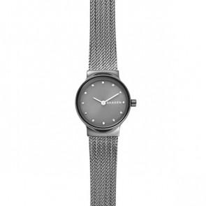 Pulseira de relógio Skagen SKW2700 Aço Cinza antracite 14mm