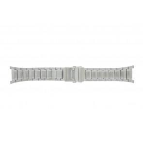 Prisma pulseira de relogio SPECST27 Metal Prata 27mm