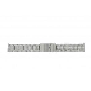Morellato pulseira de relogio ST0420 Metal Prata 20mm