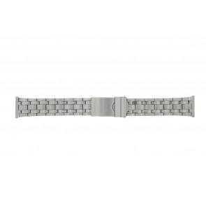 Pulseira de relógio Morellato ST1022 Aço Aço 22mm