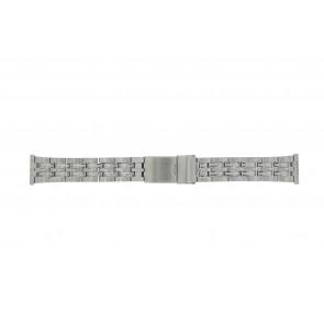 Pulseira de relógio Morellato ST1420 Aço Aço 20mm