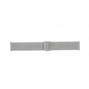 Morellato pulseira de relogio ST1722 Metal Prata 22mm
