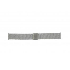 Morellato pulseira de relogio ST1820 Metal Prata 20mm