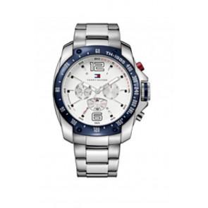 Pulseira de relógio Tommy Hilfiger TH-190-1-27-1299 / TH-190-1-27-1298 / TH1790872 / TH1790871 Aço inoxidável Aço 25mm