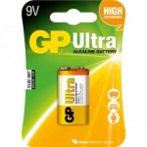GP Bateria Ultra Alkaline 6LR61 - 9v