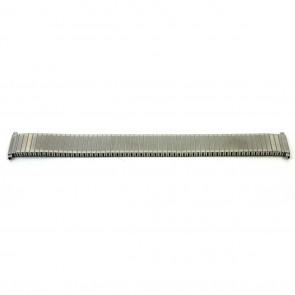 Pulseira de relogio V53D Metal Prata 14mm